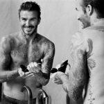 David Beckham lança marca de cosméticos