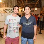 Joao Arthur Sendas e Pedro Curvello (Crédito: Cleiby Trevisan e Image Dealers)