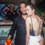 Rogerio Taha e Pietra Bertolazzi (Crédito: Charles Naseh)
