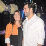Vivi Hipolito e Rodrigo Carozzi  (Crédito: Bruna Guerra)