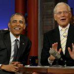 Barack Obama é o primeiro convidado de David Letterman na Netflix