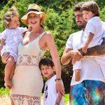 Luana Piovani planeja mudança para Portugal com a família