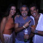 Carolina Cunha Guedes, Rogerio Saladino e Alvaro Garnero (Crédito: Fred Pontes)