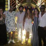 Marina Aydar, Thiago Abravanel, Padre Fabio de Melo, Elba Ramalho, Roberta Sa e Toni Garrido (Crédito: Fred Pontes)