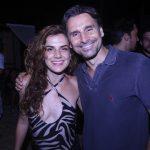 Marina e Murilo Rosa (Crédito: Fred Pontes)
