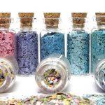 Glitter ecologicamente correto! Pura BioGlitter