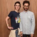 Johnny Luxo e Rafael Barion