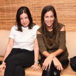 Larissa Correa e Maria Fernanda Azevedo