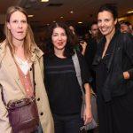 Olivia Hanssen, Paula Mageste e Delphine Di Menza