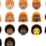 Novos emojis para 2018