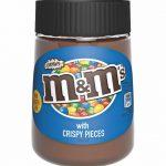 M&M's lança seu creme de avelã no maior estilo Nutella