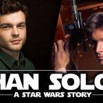"""Han Solo"" tem teaser e trailer oficiais liberados"
