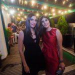 Duda Derani e Sofia Derani