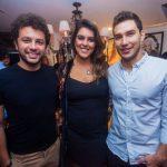 Oscar Martins, Tana Lobo e Rafael Mendes