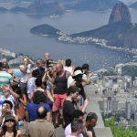 Brasil recebe em 2017 mais turistas do que nos anos de Olimpíada e Copa