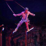 Acrobata do Cirque du Soleil morre após queda em espetáculo