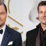 Brad Pitt e Leonardo di Caprio vão estrelar novo filme de Tarantino