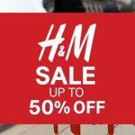 H&M tem estoque somado em bilhões