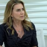 Maitê Proença explica o motivo de receber salário mensal do governo