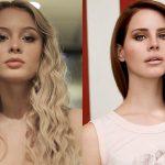 Lana Del Rey e Zara Larsson desembarcam em solo tupiniquim