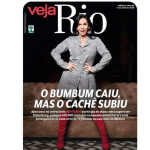 """Veja Rio"" pede desculpas a Gretchen após capa polêmica"