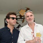 Juan Eyheremendy e Martin Bernard