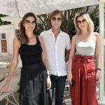 Paula Trabulsi, Marcelo Bonfa e Flavia Millen