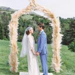 Wedding: Boho chic by Casarei