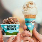 Ben & Jerry's faz distribuição gratuita de sorvete