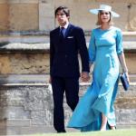 Nacho Filgueras e mulher