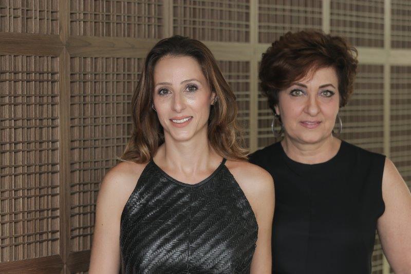 Mattar Tayar, Flavia Gerab e Silvana Mattar
