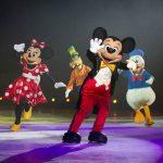 Mickey e Minnie estão chegando ao Brasil