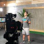 Chico Salgado apresenta programa de treinos on-line