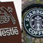 Nestlé paga mais de US$ 7 bilhões para comercializar produtos Starbucks
