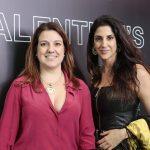 Andrea Teixeira e Fernanda Negrelli