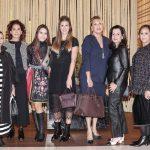 Carmo Quialhiro, Renata Prata, Donata Volpe, Marcela Barci Quialheiro, Marilda Do Vale, Dedete Vilela, Fátima Volpon