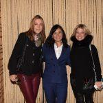 Dani Monteiro, Marcia Taira, Kelly Garrison
