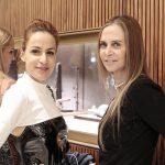 Marcia Jorge e Rita Cubas