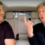 Paul McCartney é o convidado do 'Carpool Karaoke', de James Corden