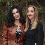 Silvana Bertolucci e Carol Campos Salles