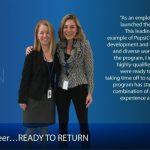 A PepsiCo abre suas portas para profissionais que passaram um tempo longe do mercado de trabalho