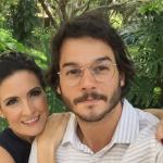 Fátima Bernardes revela que Túlio Gadelha namorava quando o conheceu