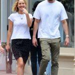 Jennifer Lawrence em nova companhia