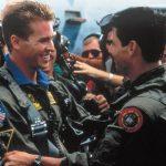 Val Kilmer e Tom Cruise juntos novamente em Top Gun