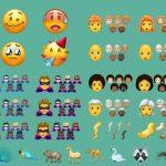 Novos emojis no seu smartphone