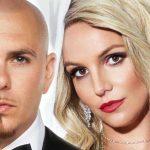 Pitbull confirma parceria com Britney Spears