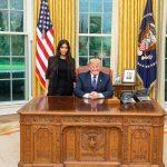 Depois de falar com Kim Kardashian, Trump perdoa Alice Johnson