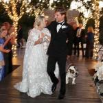 """Veja o casamento de Kaley Cuoco, atriz de """"The Big Bang Theory"""""""