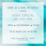 Casa 22 promove evento especial para o Dia dos Pais, em São Paulo