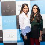 Sofia Patsch e Fabiana Saad